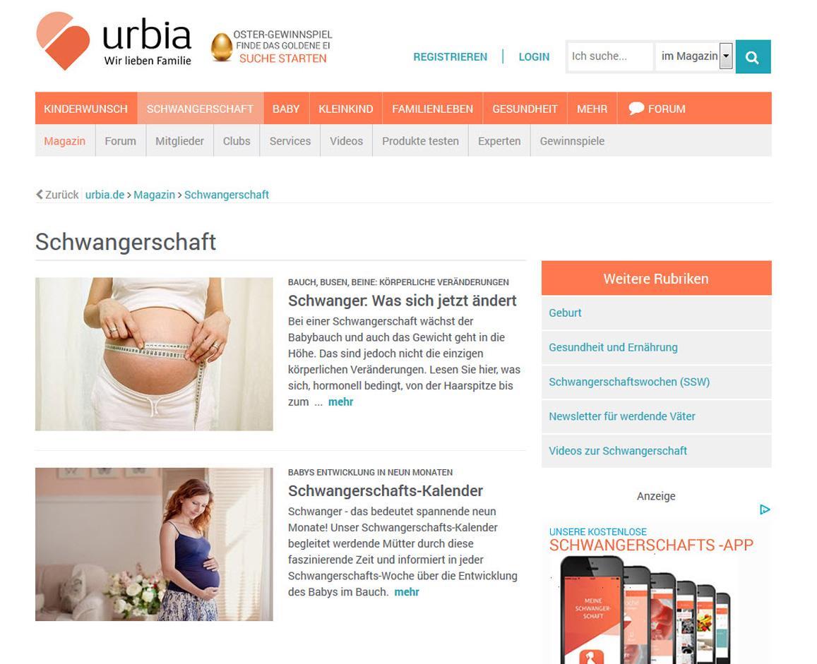 Urbia De Online Media Data