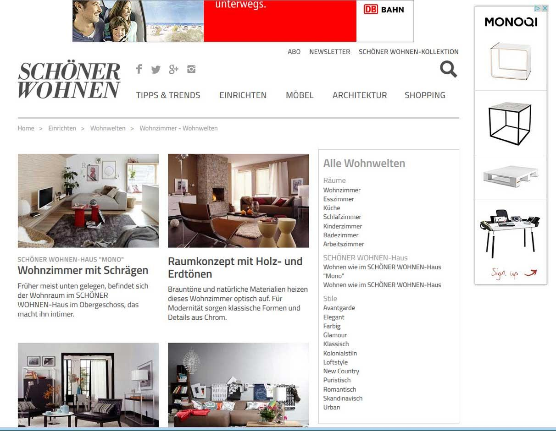schoener online media data. Black Bedroom Furniture Sets. Home Design Ideas