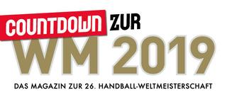 COUNTDOWN ZUR HANDBALL WM 2019