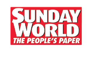 SUNDAY WORLD THE PEOPLE'S PAPER